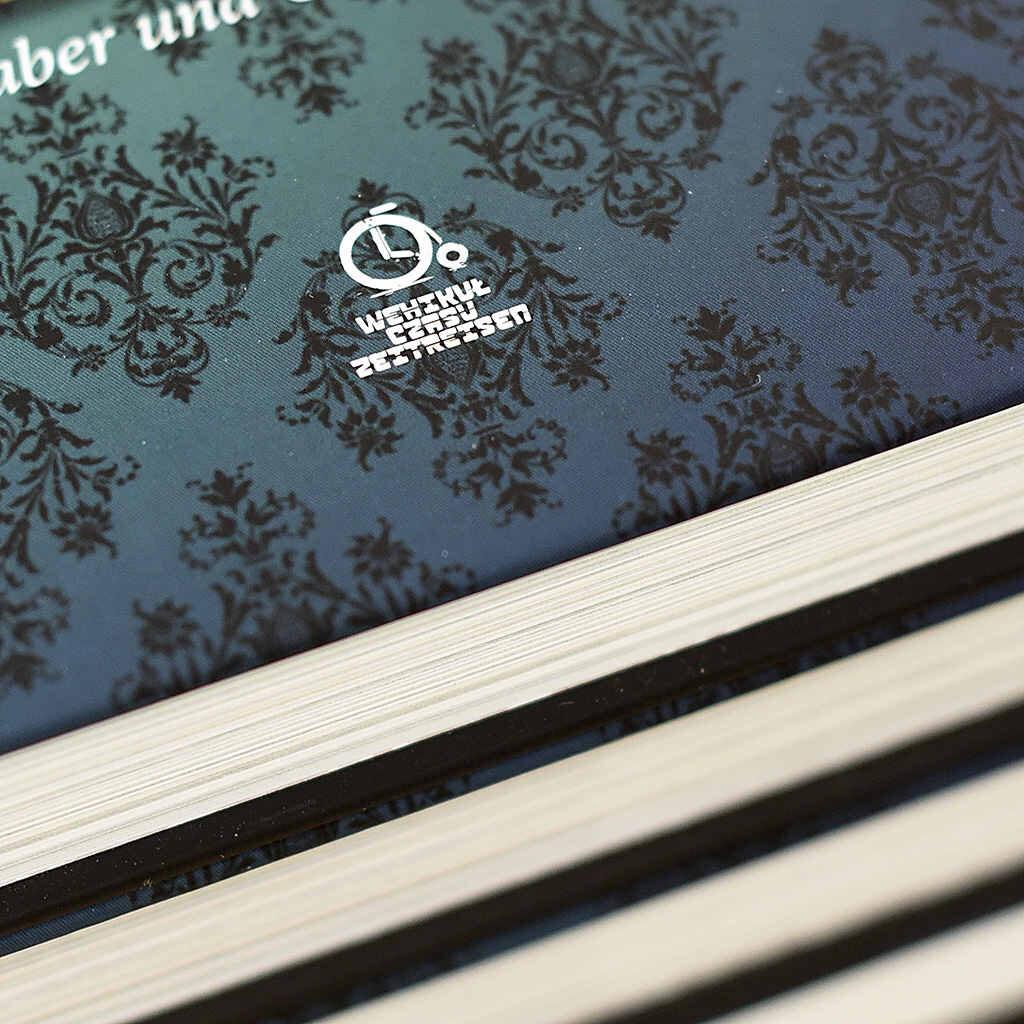 Dobra i Okolice logo- książka w oprawie twardej