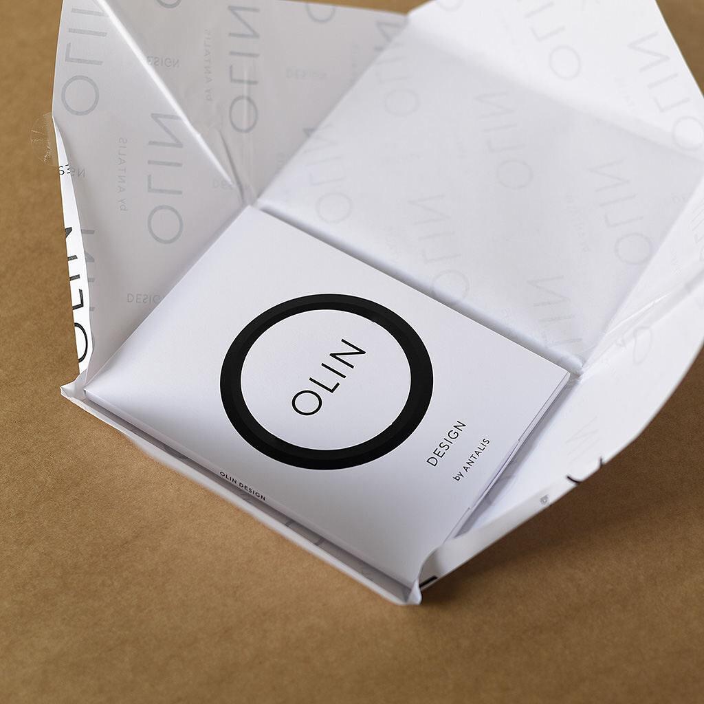 Wzornik papierów Olin
