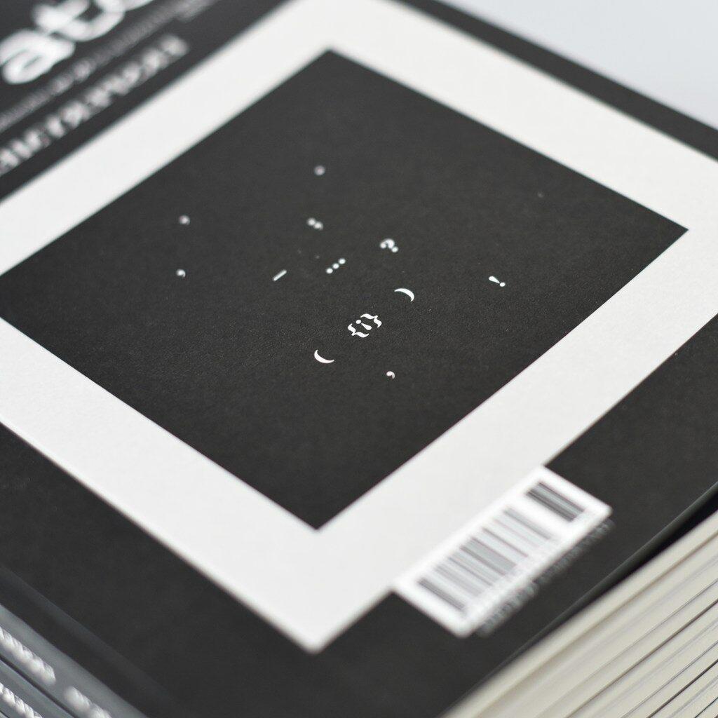 Zdjęcie magazynu Elewator oprawa klejona z folią z nadrukiem